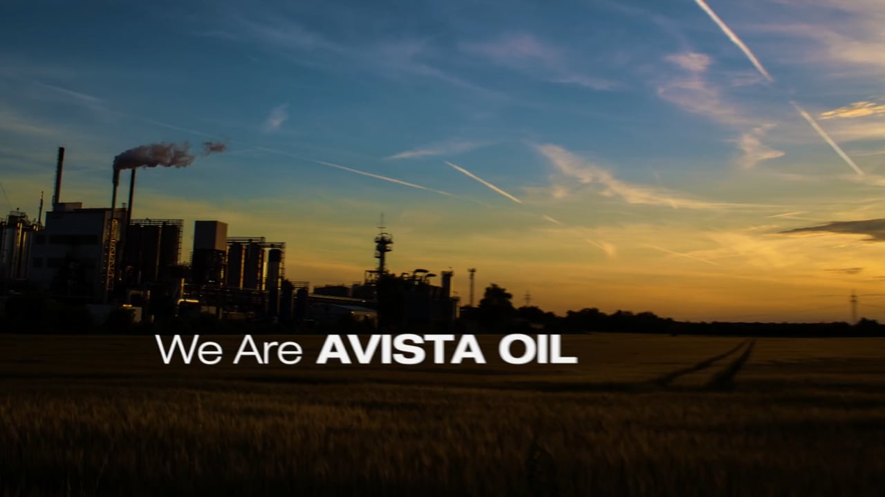 "Avista Oil / Imagevideo ""Hyperlapse"""